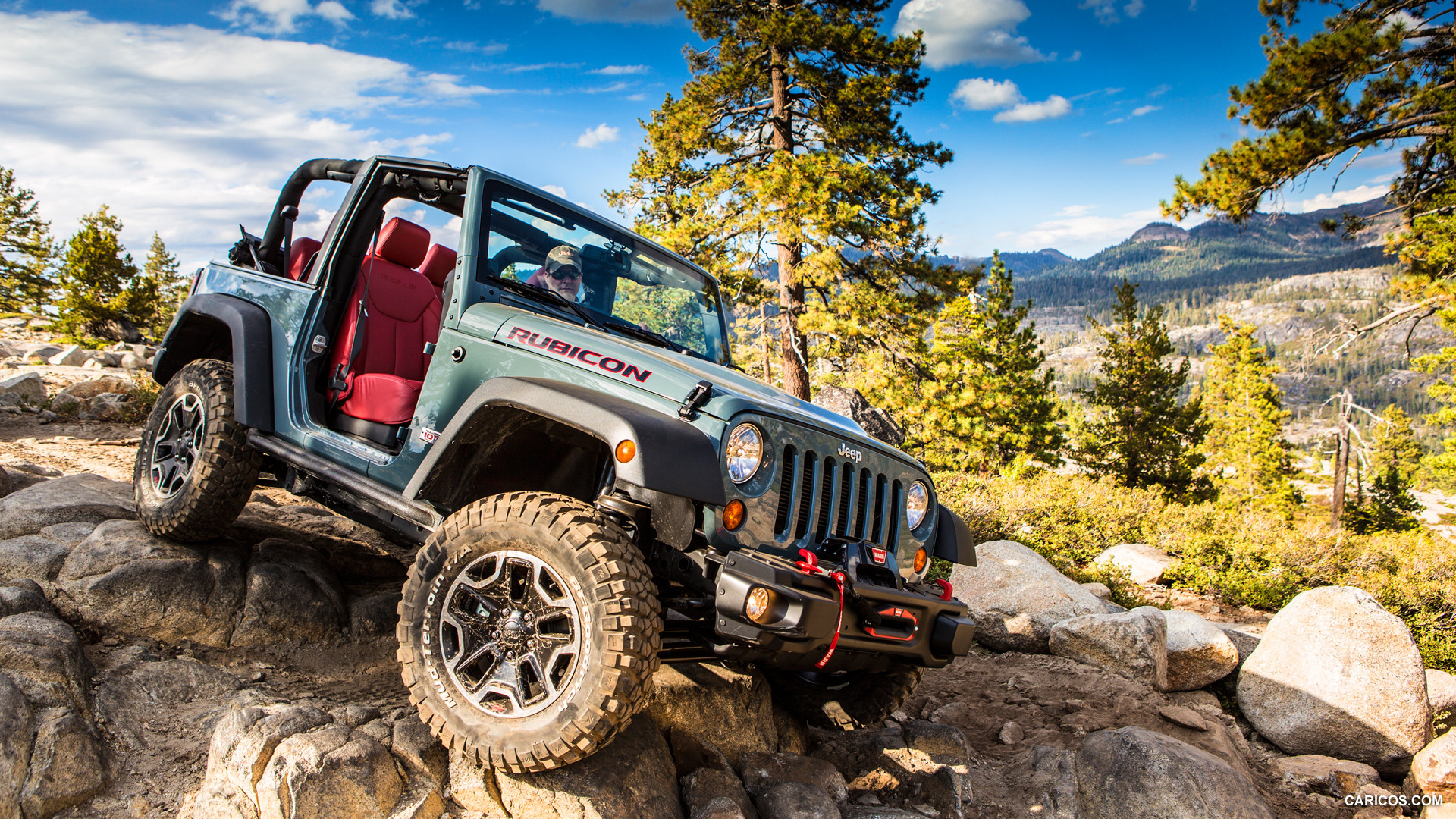 43 Jeep Wrangler Wallpaper Hd On Wallpapersafari