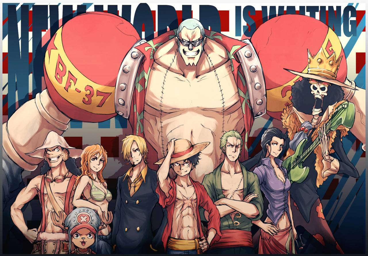 One Piece   Anime HD Wallpapers   Design Hey Design Hey   Creative 1280x891