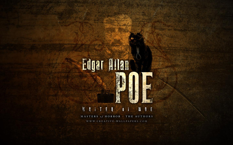 El Espejo Gtico Edgar Allan Poe wallpapers fondos 1440x900