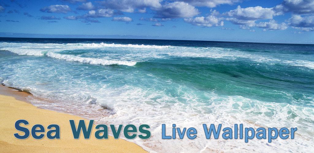 Sea Waves Live Wallpaper by zharski on deviantART 1024x500