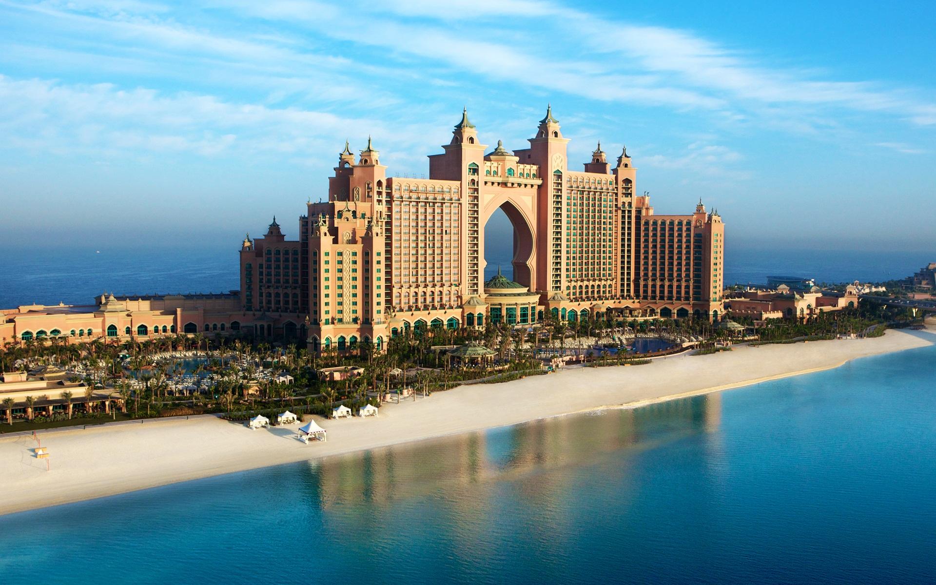Atlantis The Palm Dubai Wallpapers HD Wallpapers 1920x1200