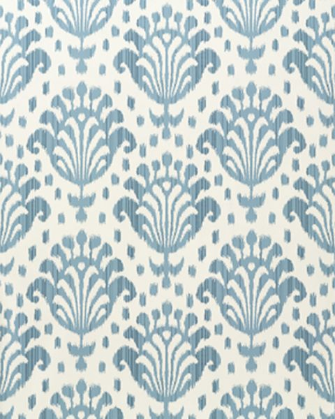 Thibaut   Jubilee   Thibaut Thai Ikat T4949   Select Wallpaper 480x600