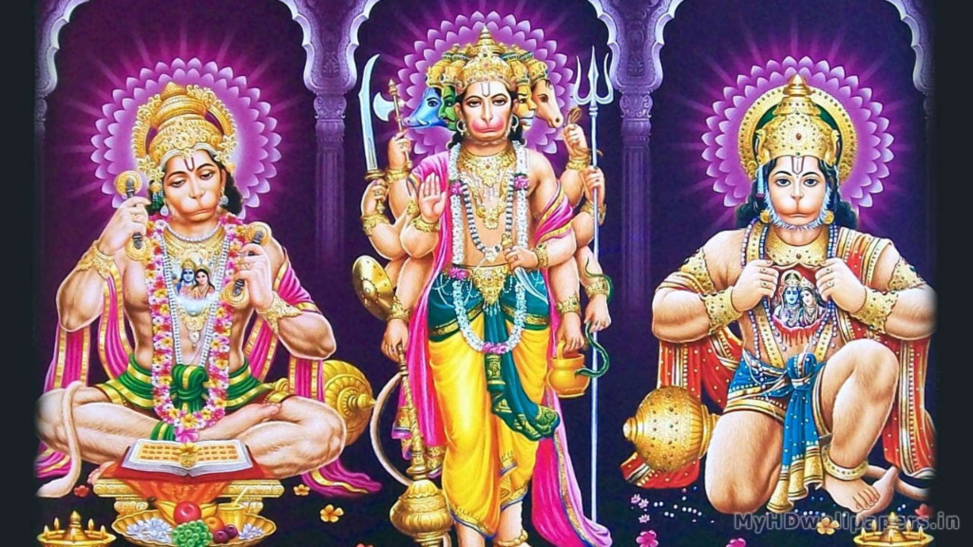 View Of Hanuman Wallpaper Hd Wallpapers 1920x1080