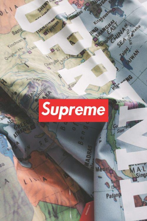 25 best ideas about Supreme wallpaper 500x750