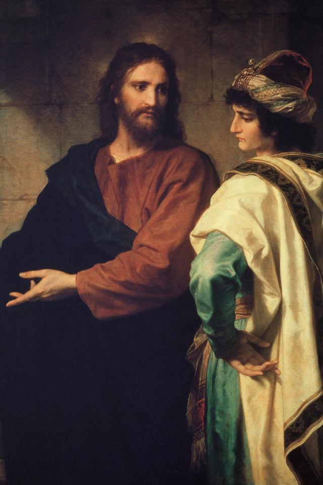 Jesus iPhone Wallpaper - WallpaperSafari