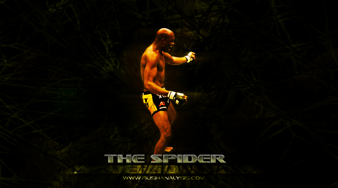 Anderson Silva Wallpaper by maculous 1380x768