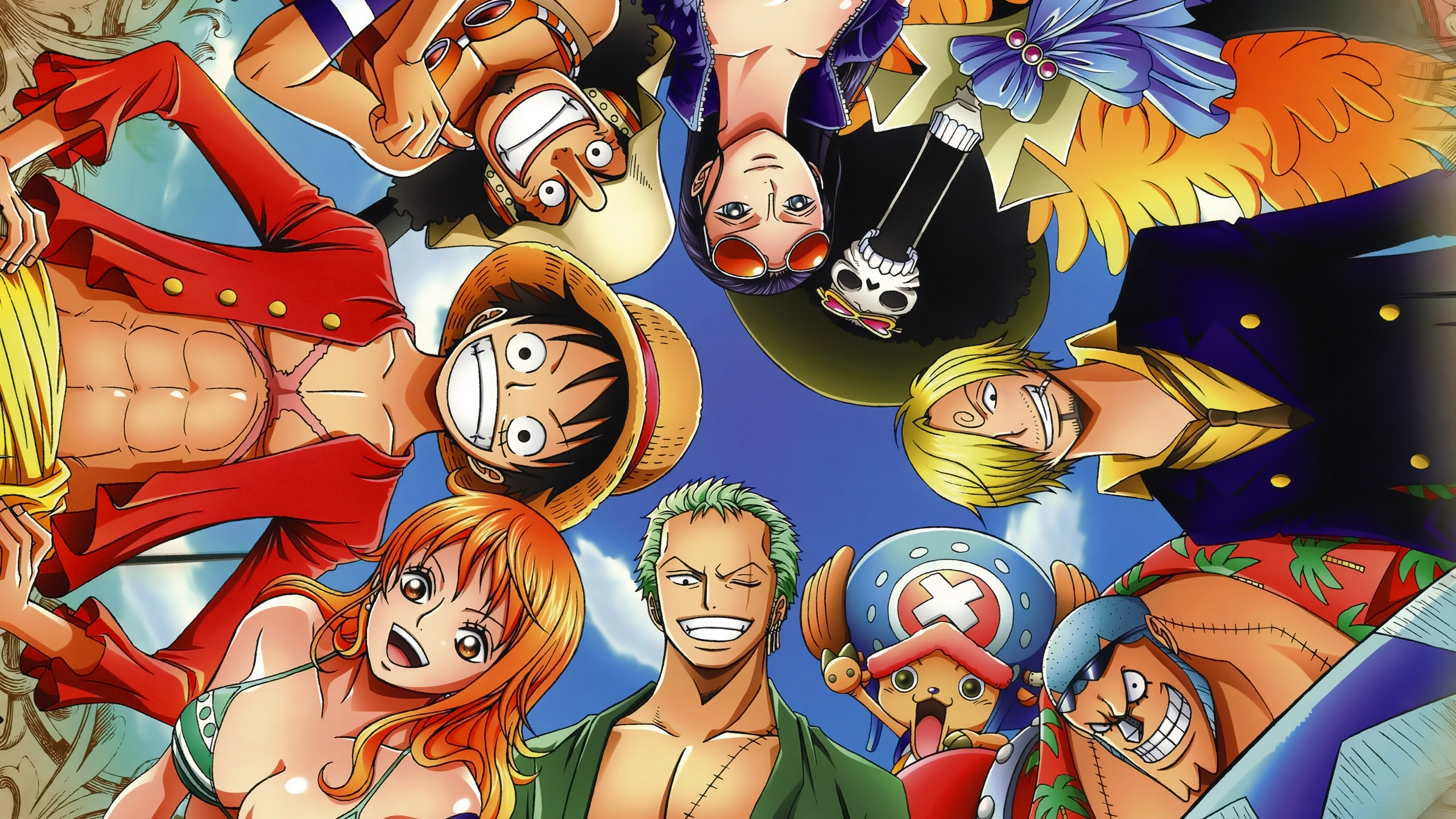 241 Nami One Piece HD Wallpapers Background Images   Wallpaper 2560x1440