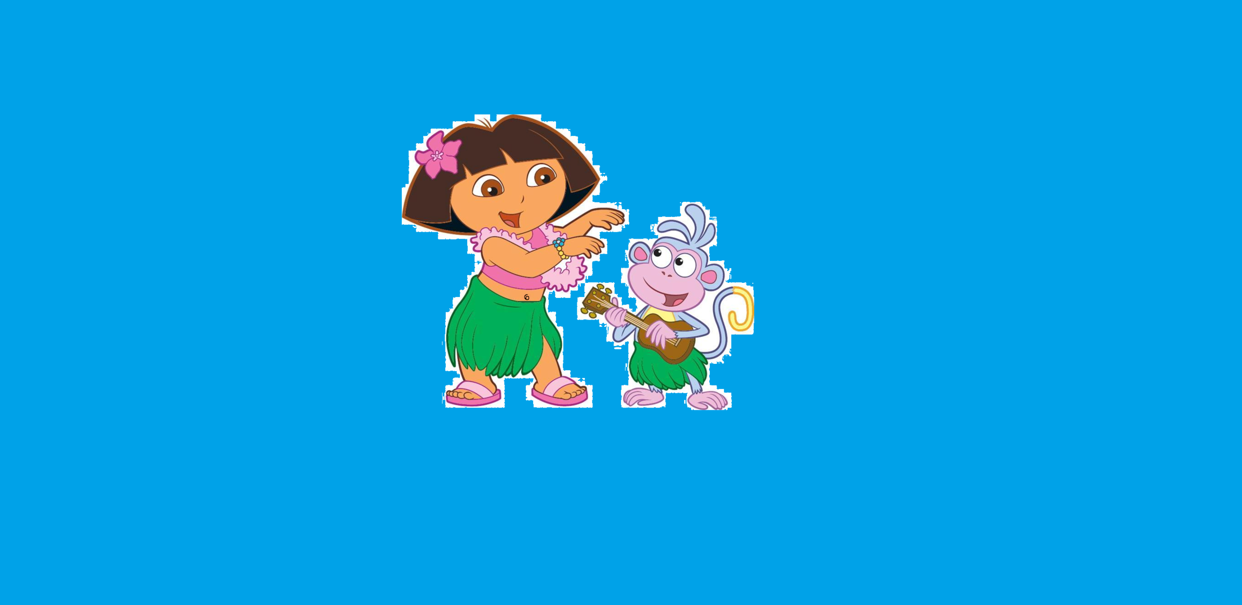 Dora the Explorer images Doras Tropical Vacation HD 2560x1247