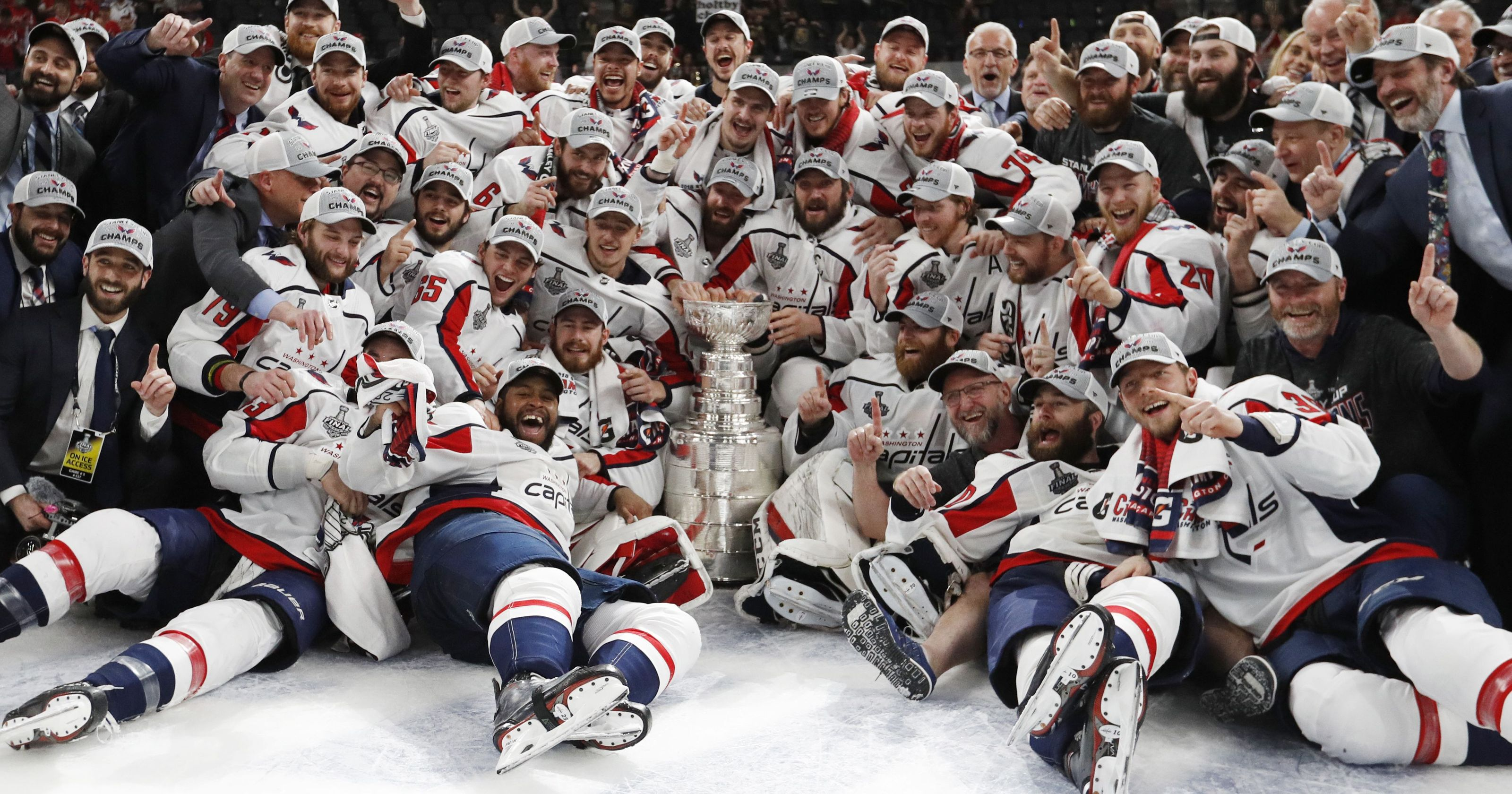Washington Capitals Stanley Cup champions have Miami University ties 3200x1680