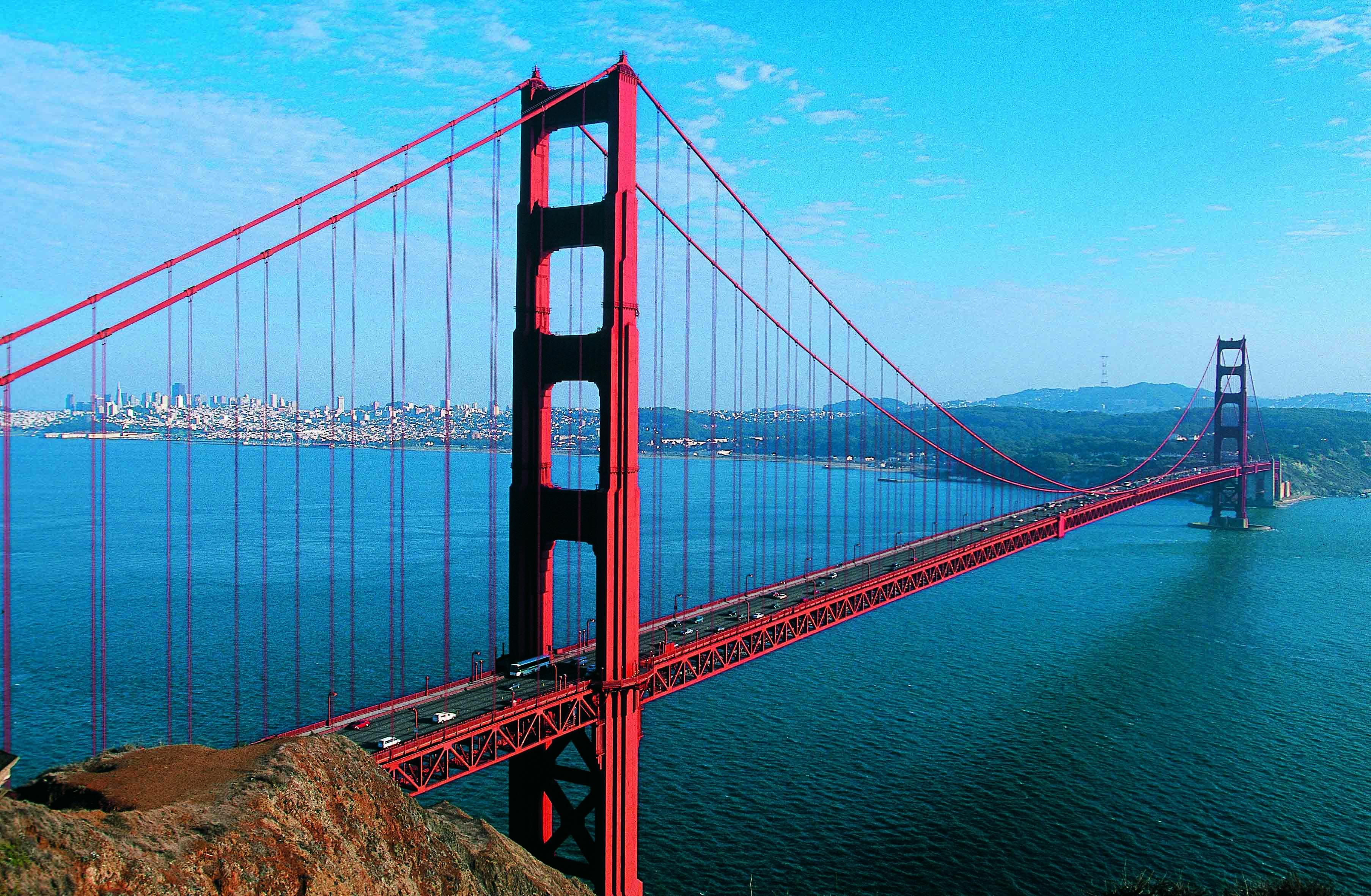 46 Golden Gate Bridge Wallpaper Hd On Wallpapersafari