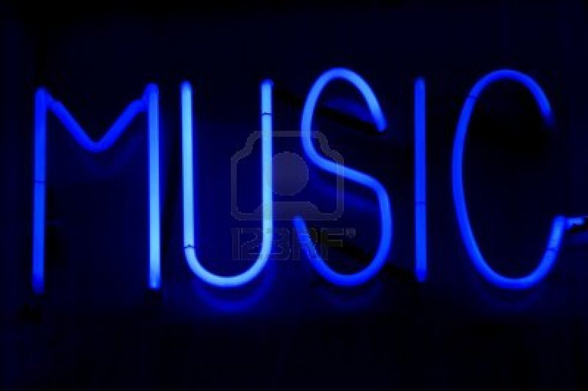 neon music notes wallpaper wallpapersafari