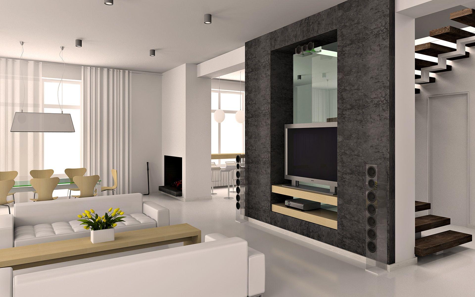 Design wallpaper and photo high resolution download interior design 1920x1200