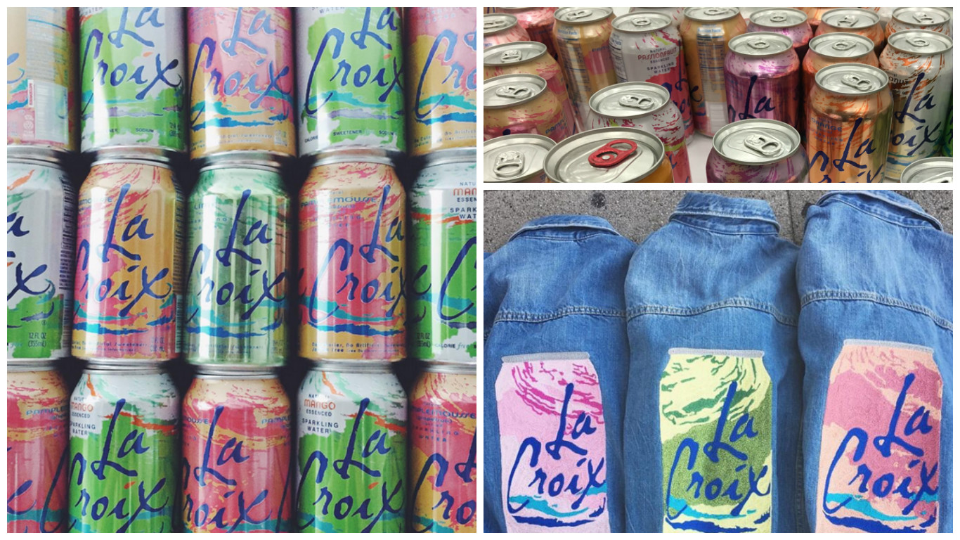 LaCroix Branded sparkling water became a design success 1366x768