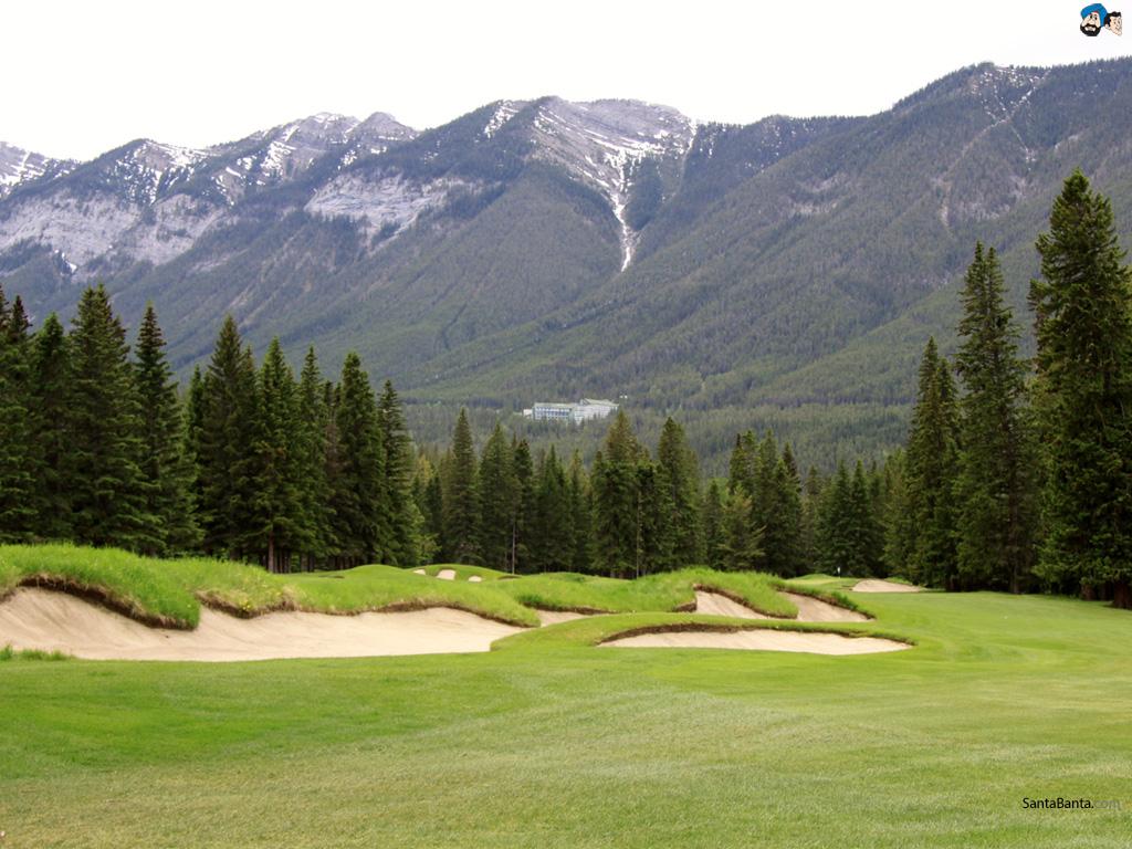 Golf Course 1024x768 Wallpaper 45 1024x768
