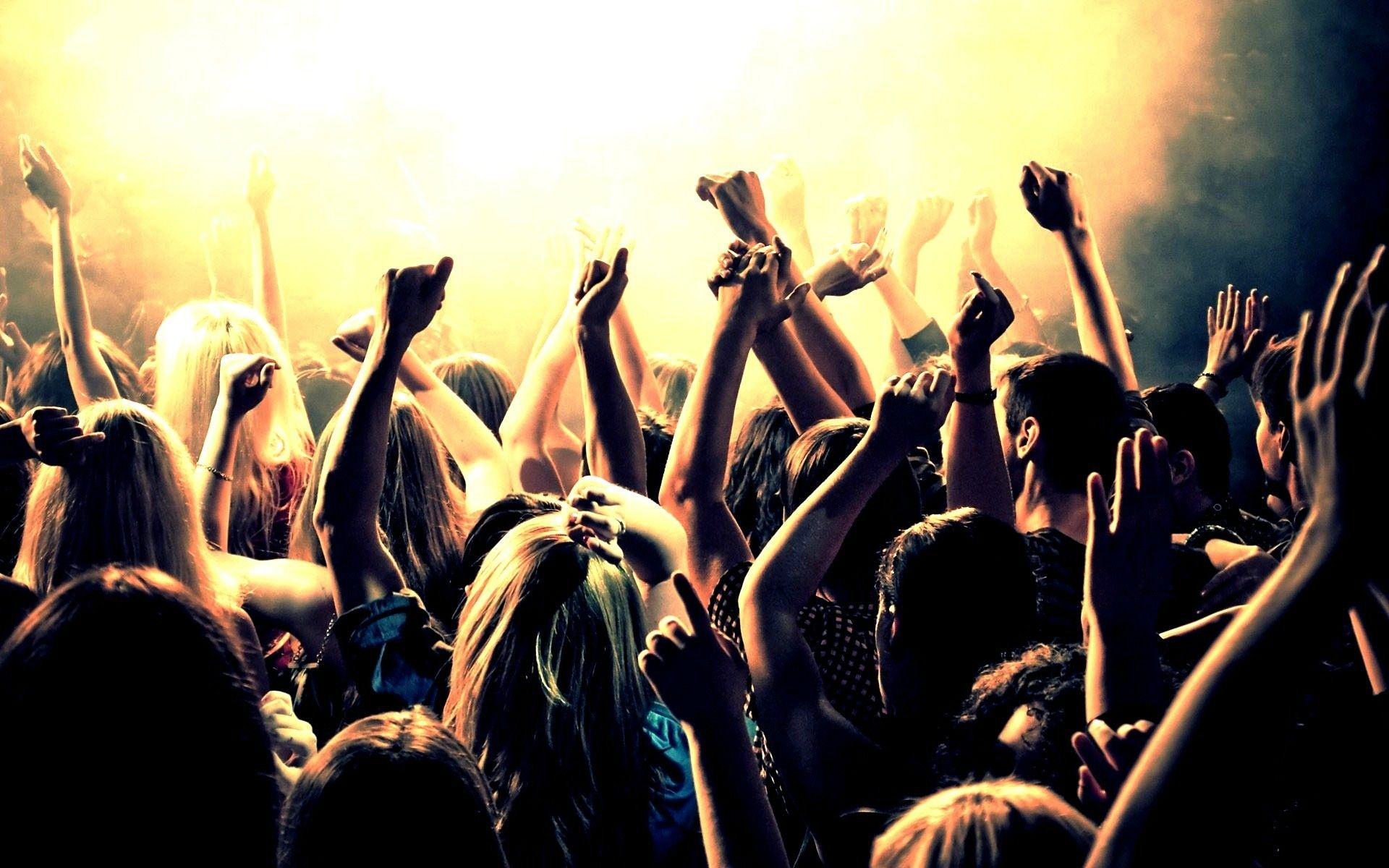 Party people nightlife image for wallpaper Sorry For 1920x1200