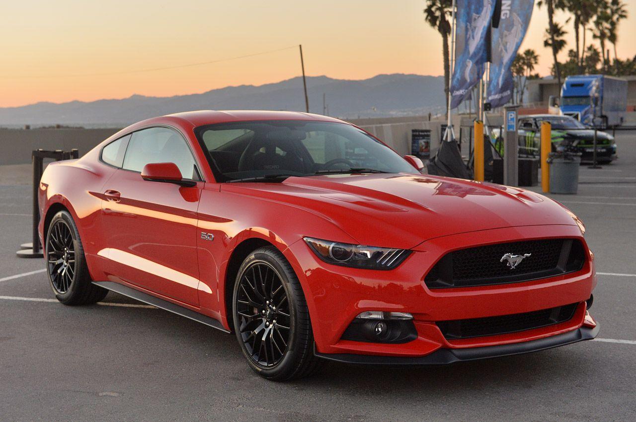 2015 Mustang Gt Wallpapers 1280x850