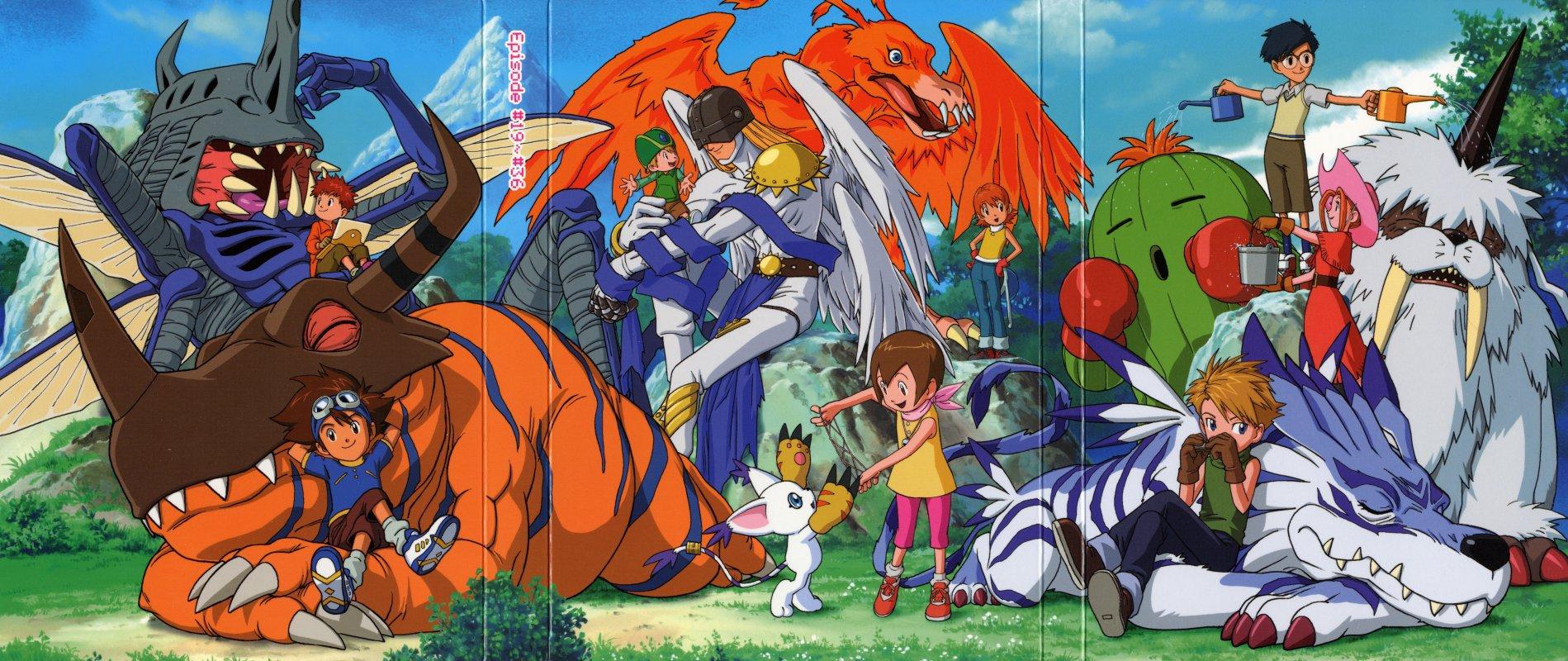 Digimon iPhone Wallpaper on WallpaperSafari