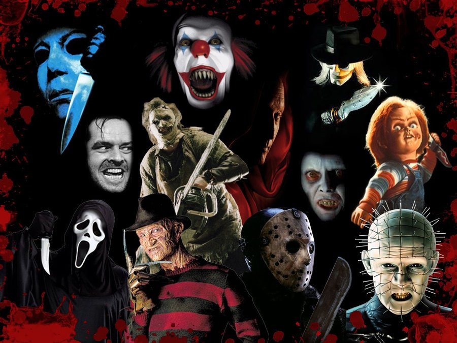The True Icons Of Horror by Nightfire3024 900x675