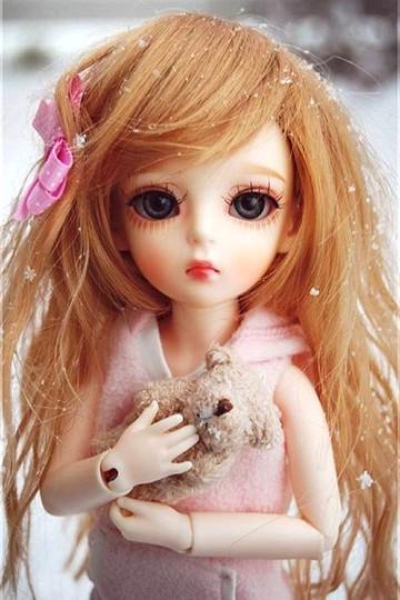 Fashion beautiful wallpapers cute dollscutest dollssuper dolls 360x540