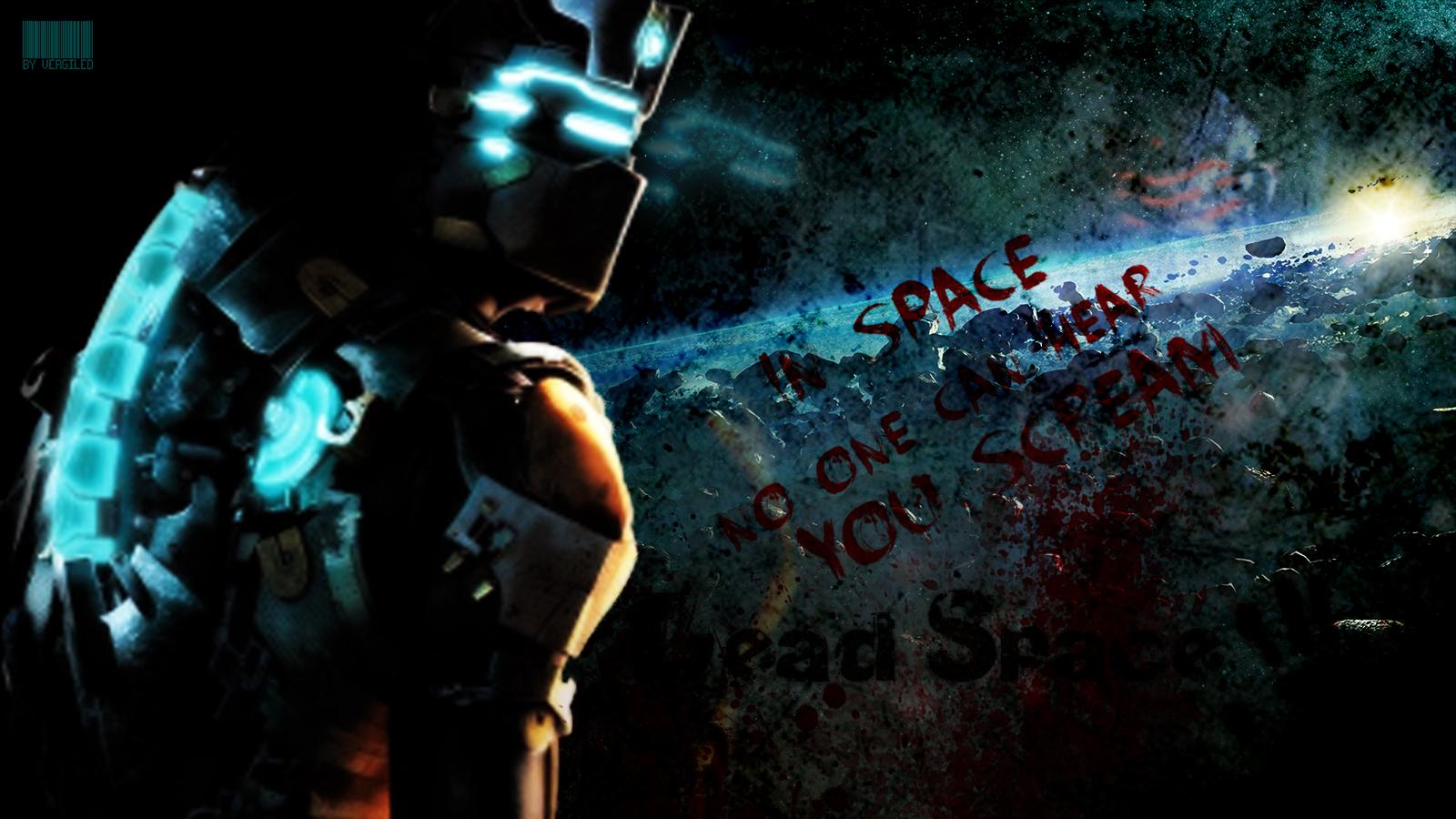 Dead Space 3 Wallpaper by Vergiledjpg 1600x900