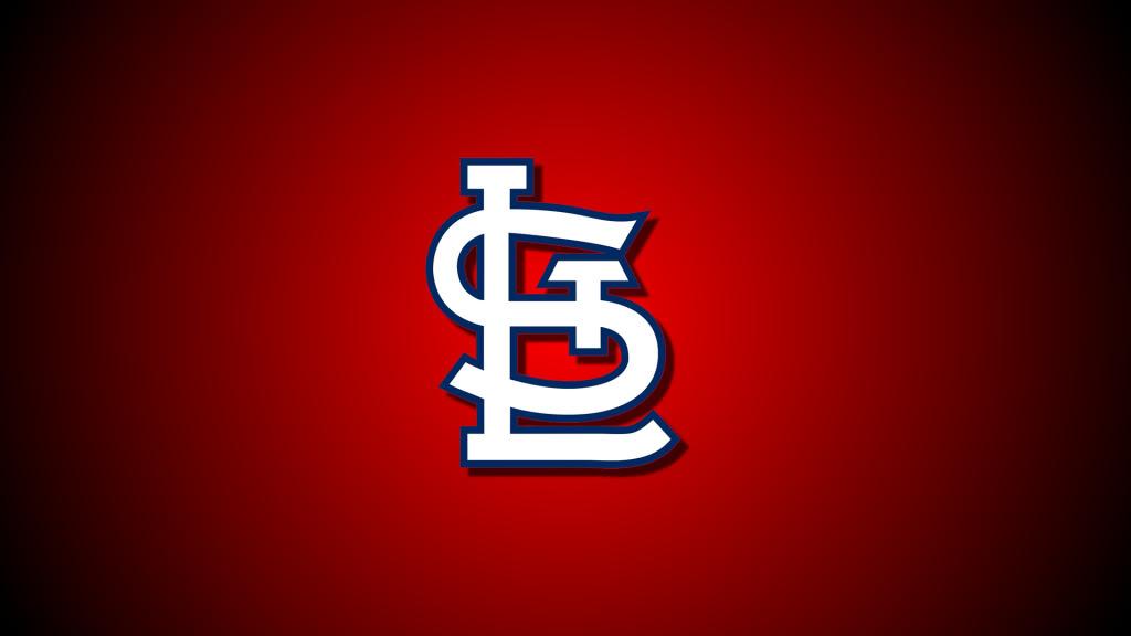 Laptop Skin St Louis Cardinals Logo Decal Tattoo 1024x576