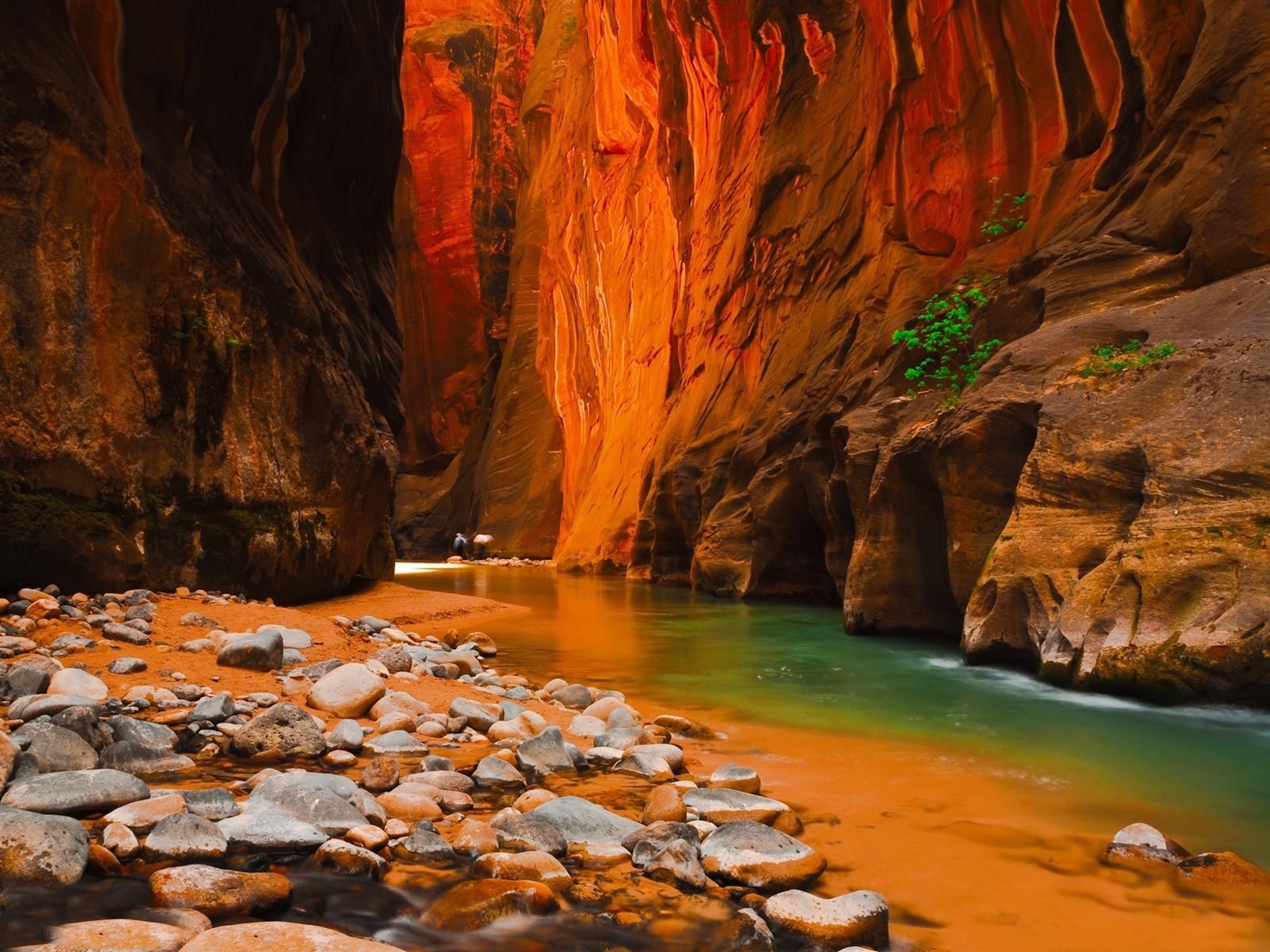 Zion National Park Utah Amazing Wallpaper   Download 2100x1575