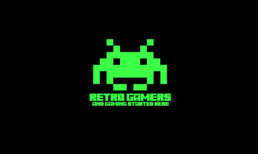 Retro Gamers Wallpaper by maumike5 900x538