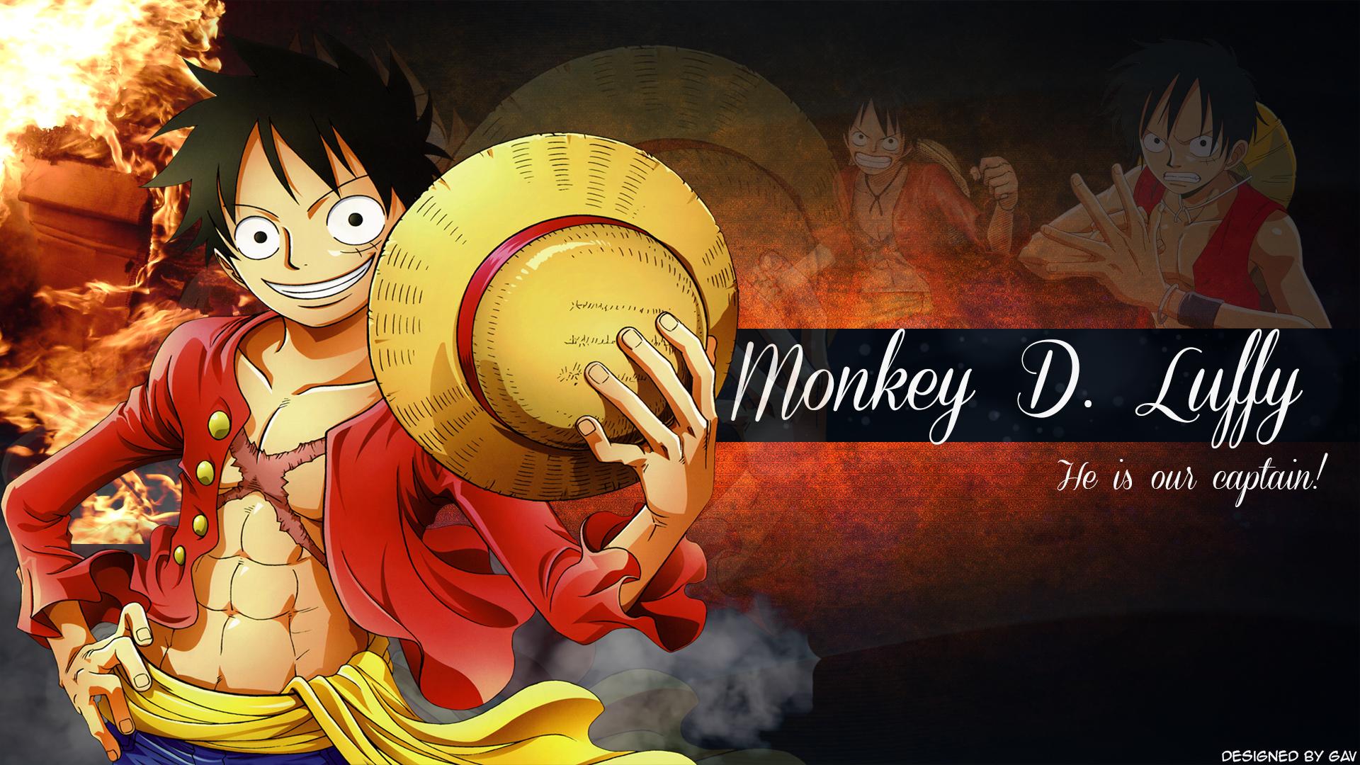 Monkey D Luffy Wallpapers Wallpapersafari