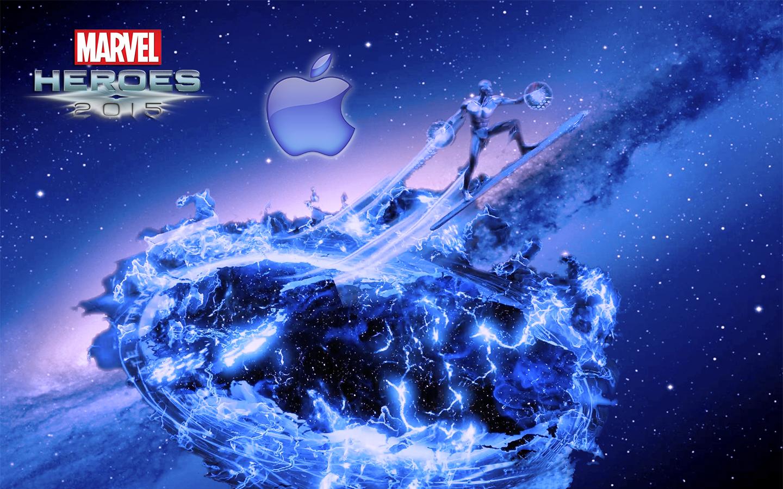 2015 MAC Wallpaper   Marvel Heroes 2015 1440x900