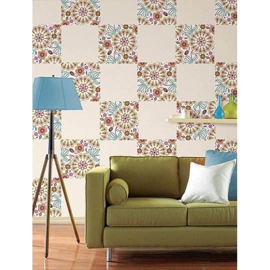 Removable Wallpapers by Style Floral 540x540