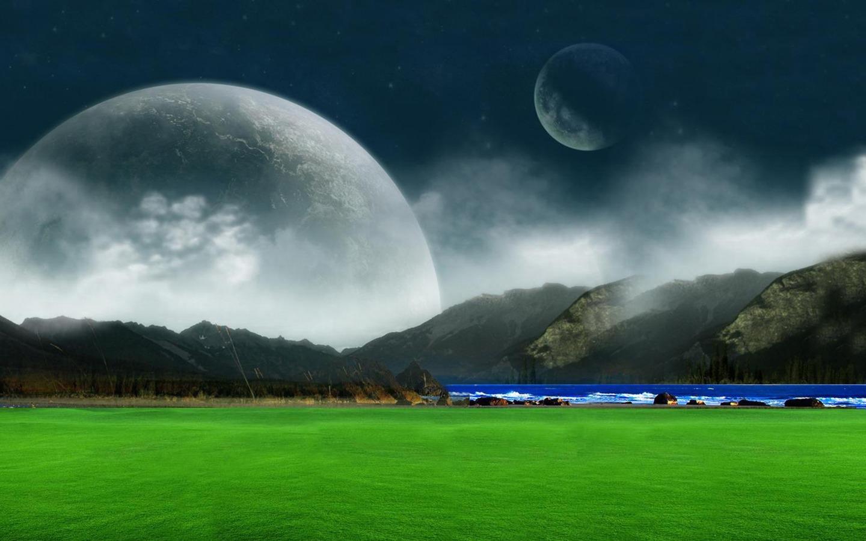 WALL WALLET 3D Natural wallpaper download 1440x900