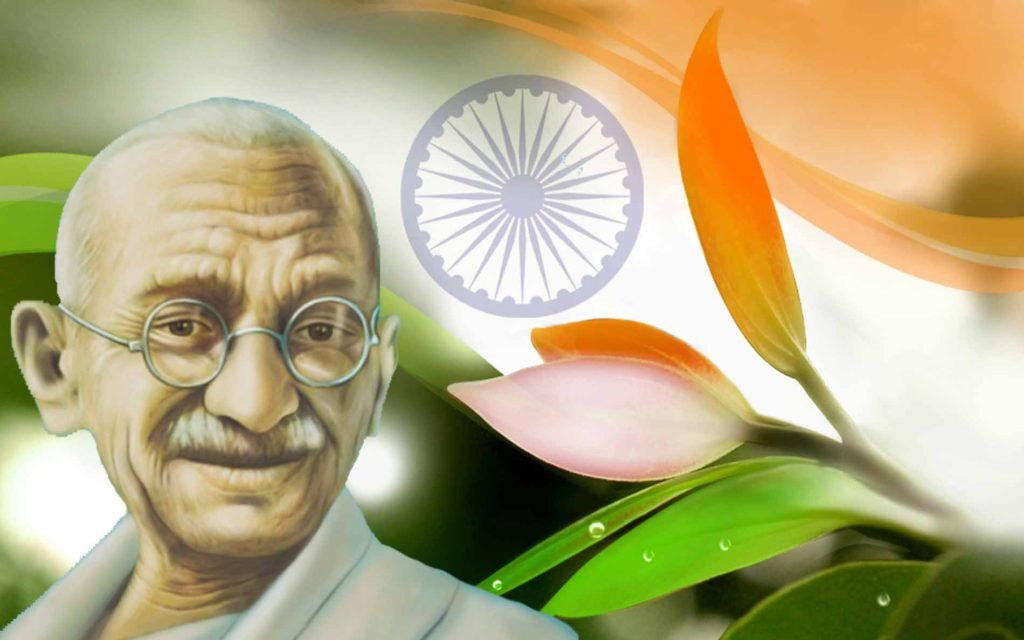 Pin by Harshitha Yashvanth on Wallpaper downloads Gandhi Happy 1024x640