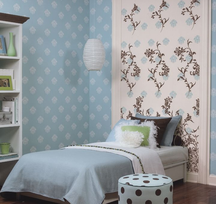 Pin by American Blinds and Wallpaper on Damask Pinterest 720x681