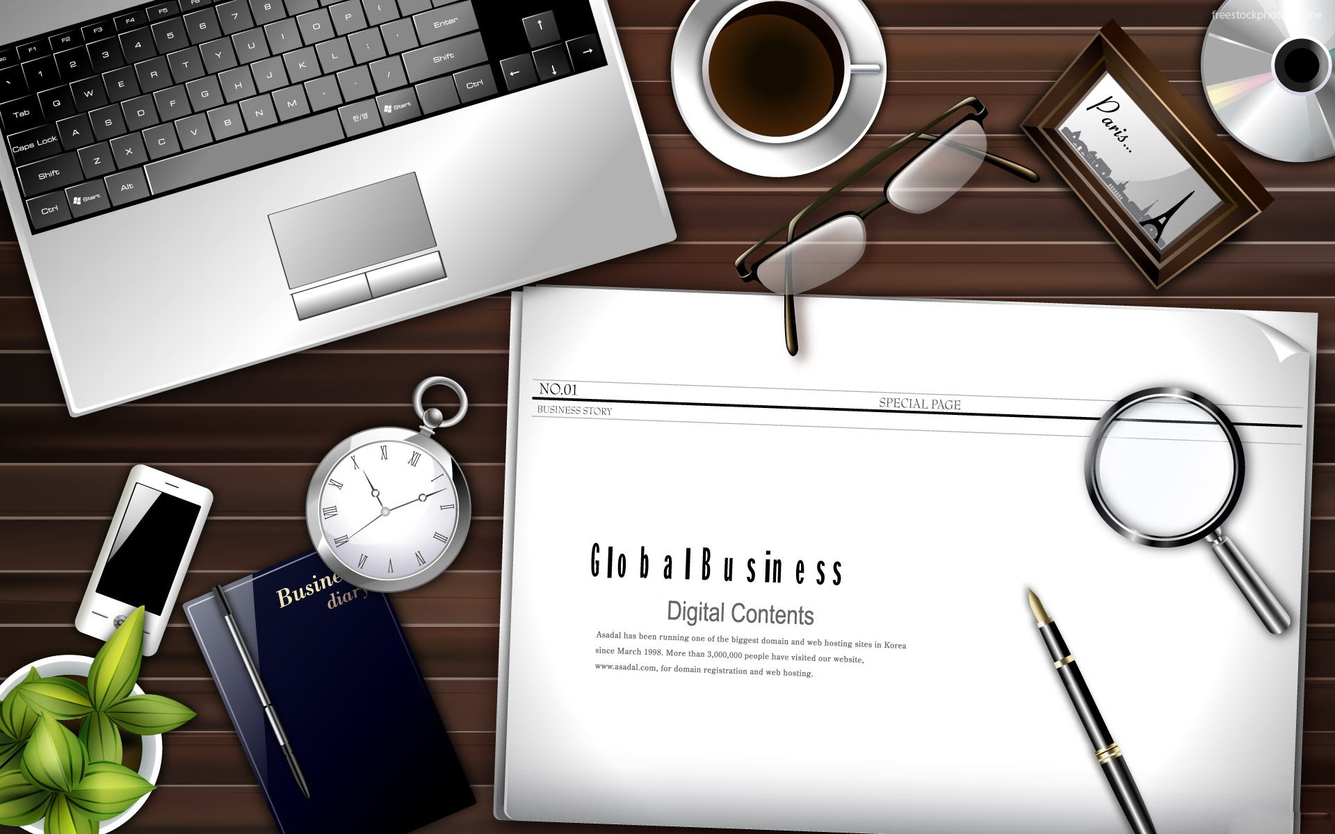 of desk in office images photography Royalty photography 1843 1920x1200