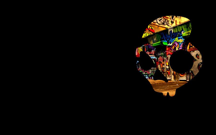 skullcandy logo wallpaper - photo #24
