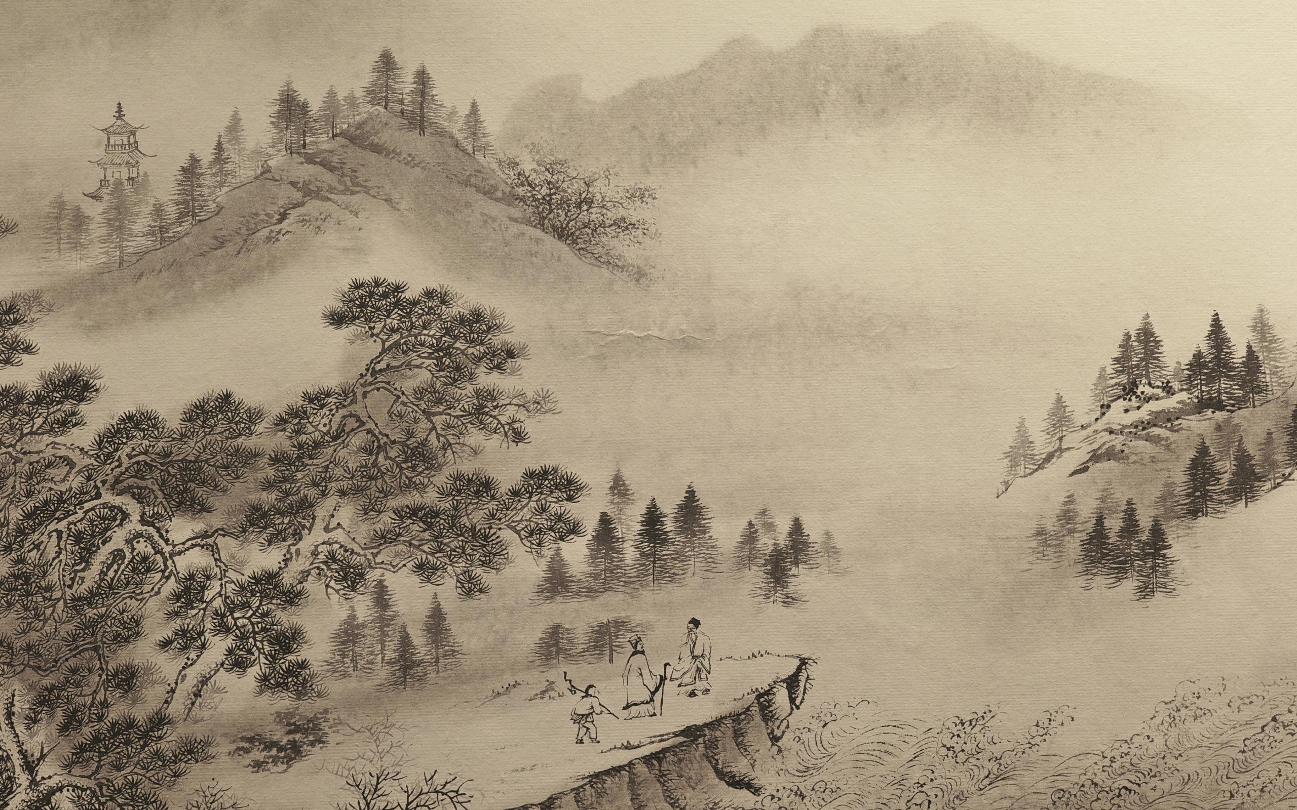 Ancient Chinese Wallpaper  WallpaperSafari