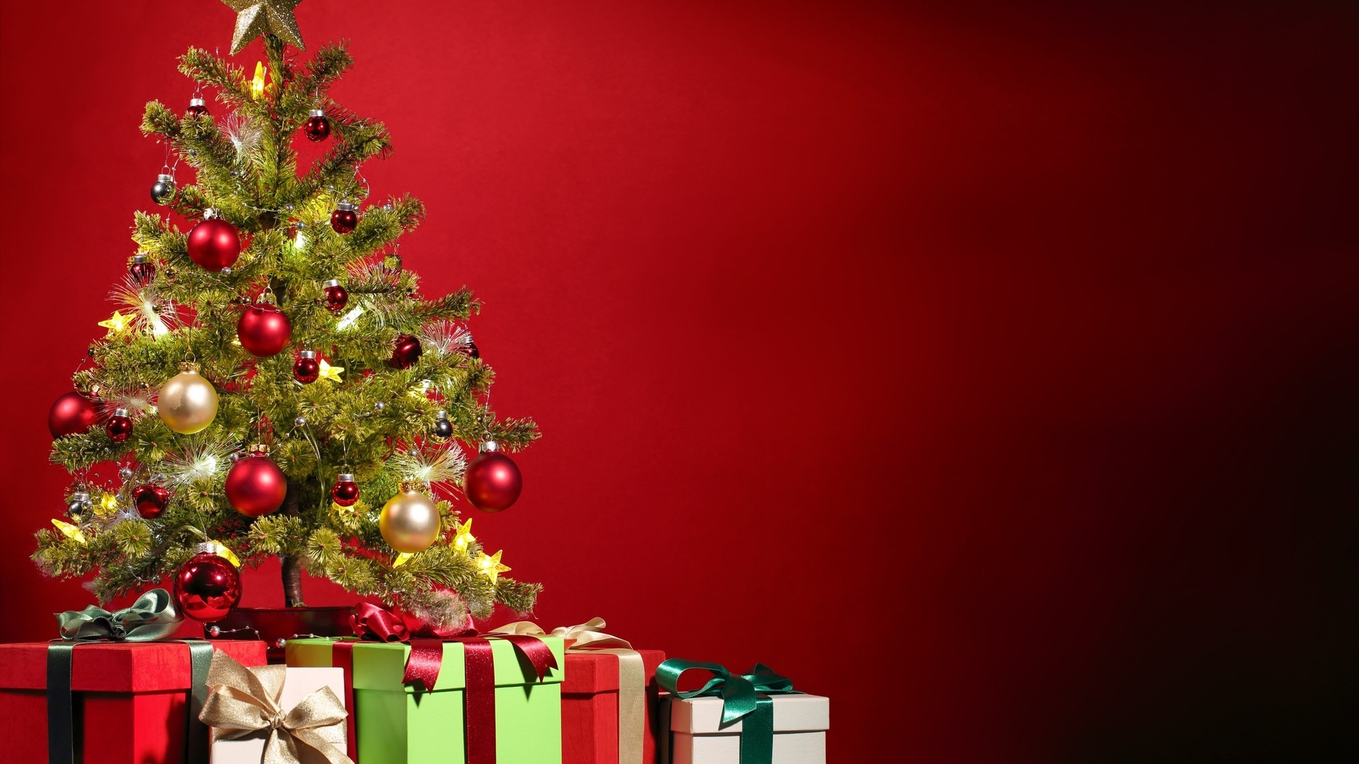 Beautiful Christmas Tree Wallpapers 54 1920x1080