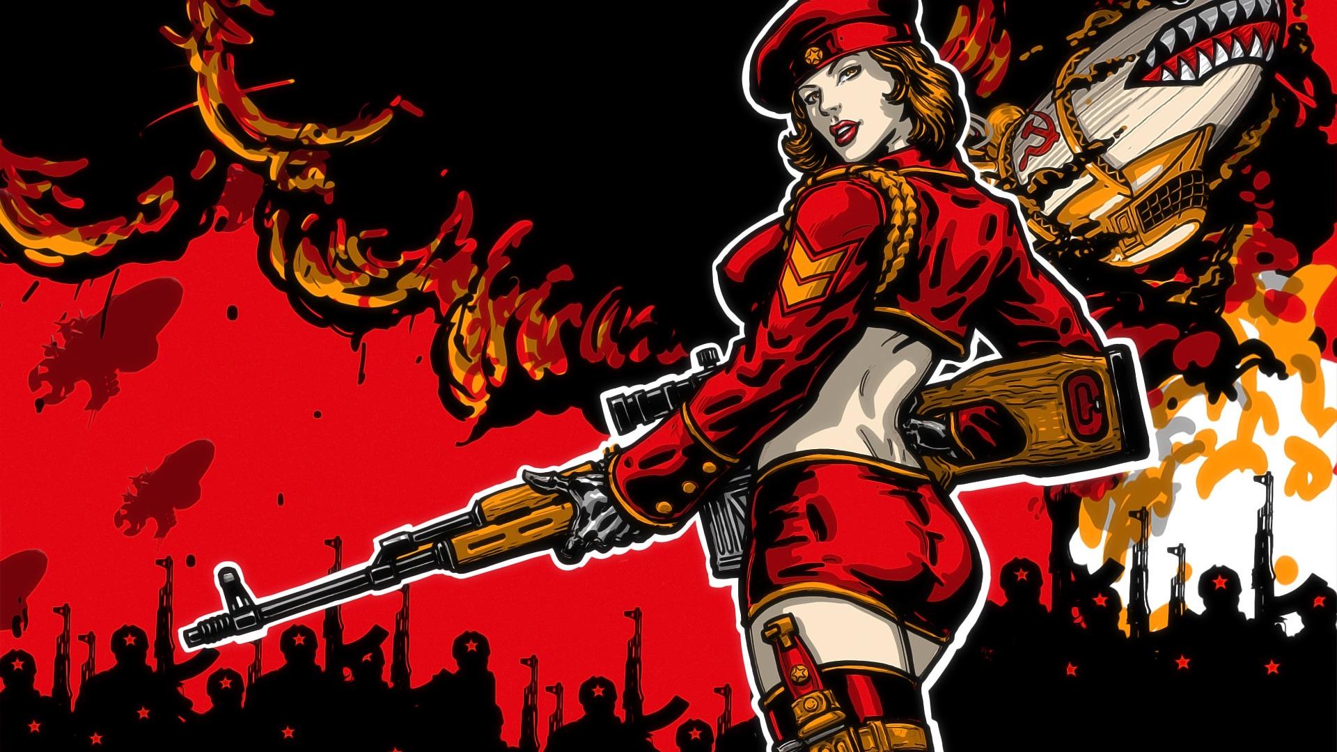 Red Alert 3 Wallpaper - WallpaperSafari