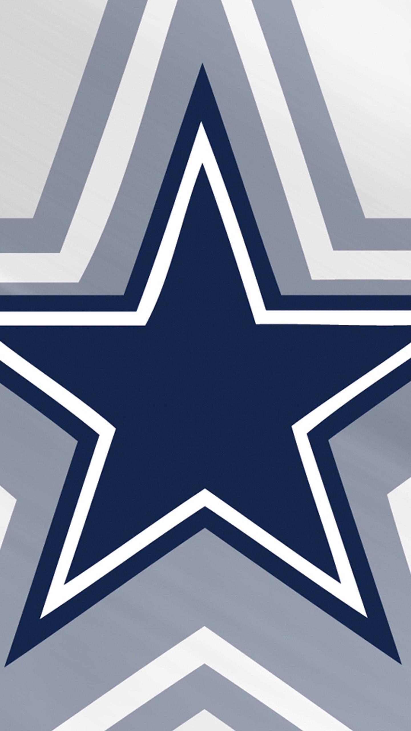 Dallas cowboys star Galaxy Note 4 Wallpapers 1440x2560