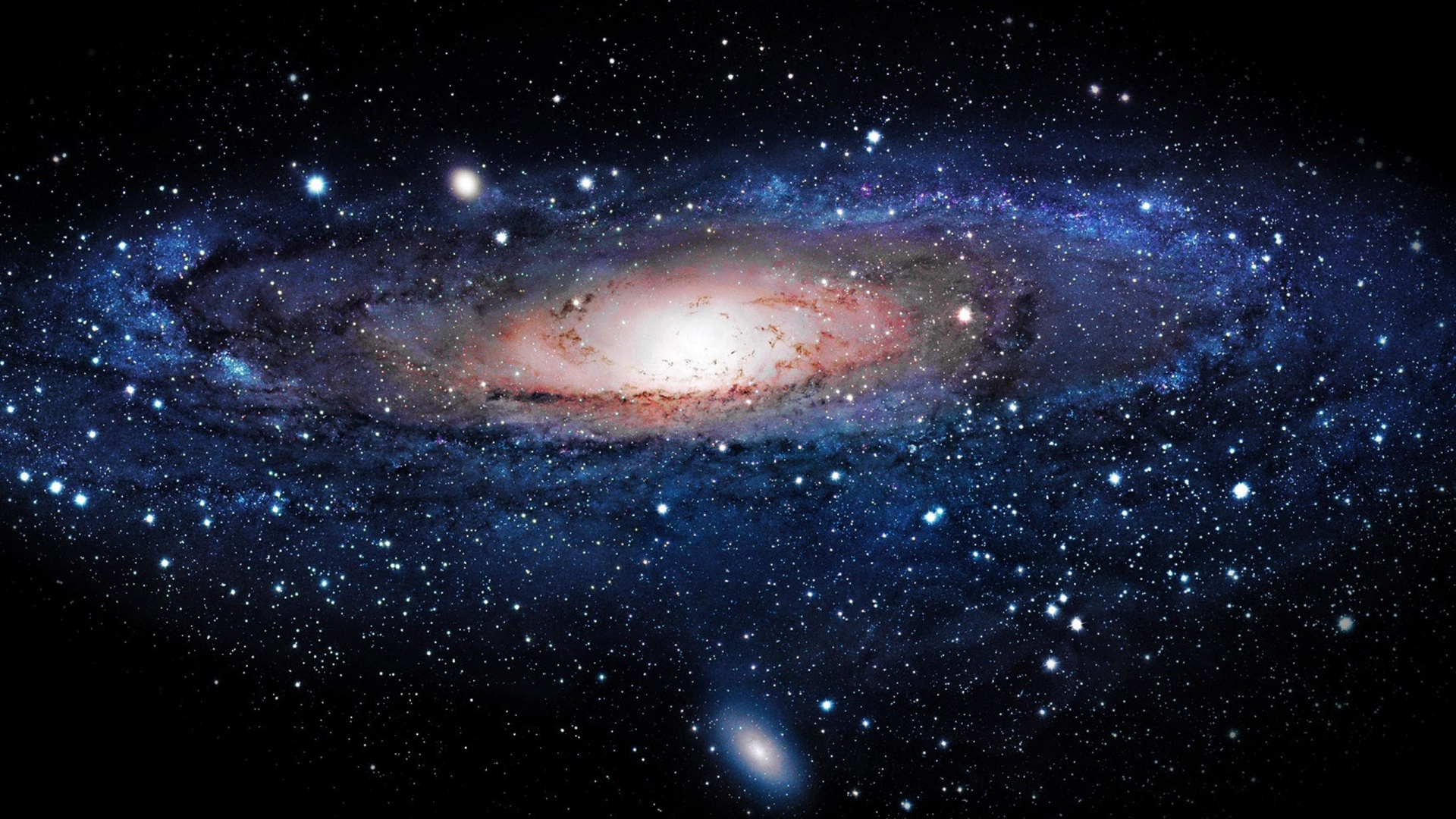 Galaxy Computer Wallpaper HD 1080p HD Desktop Wallpapers 1920x1080