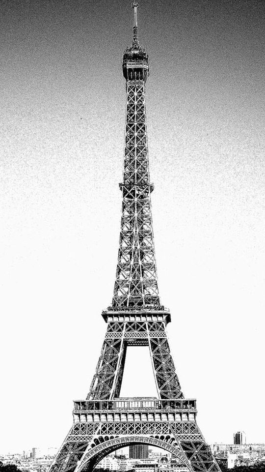 Wallpaper Iphone Pink Eiffel Tower