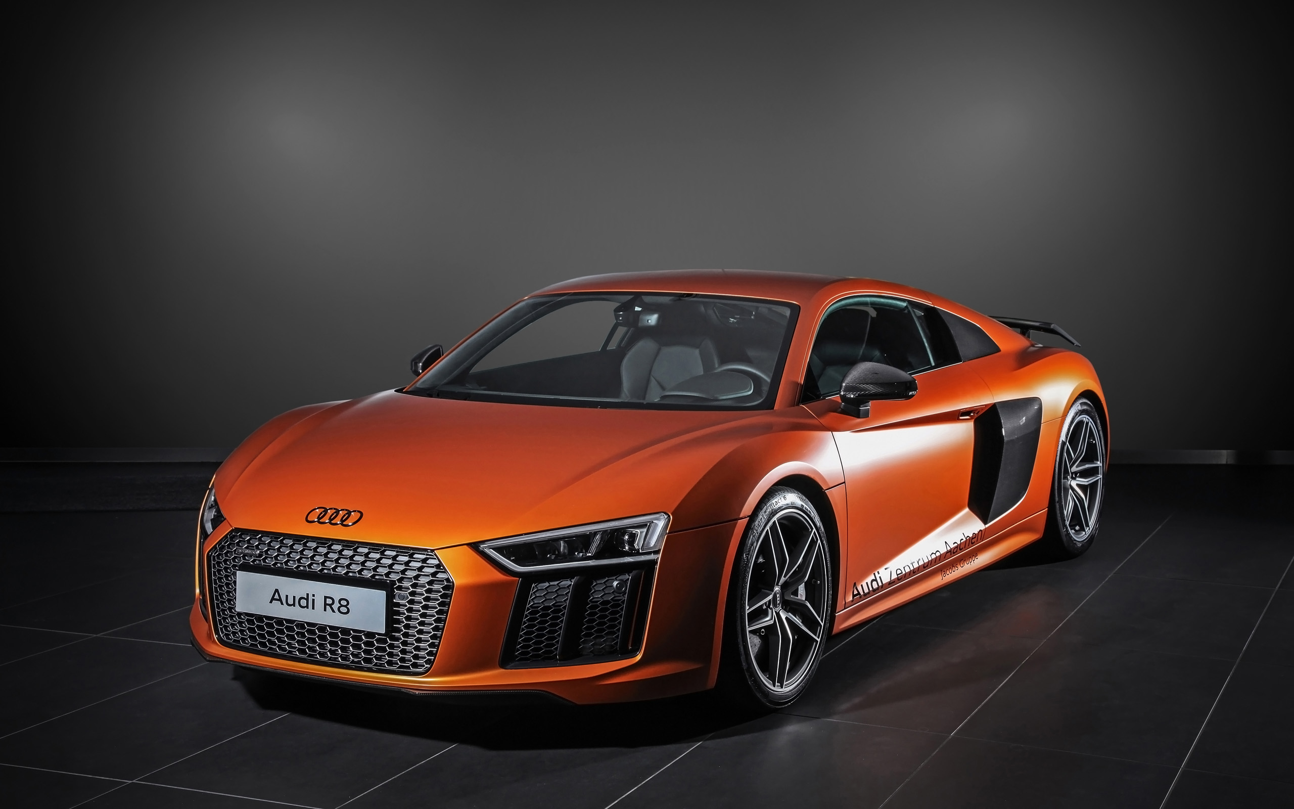 HplusB Design Audi R8 V10 2015 Wallpapers HD Wallpapers 2560x1600