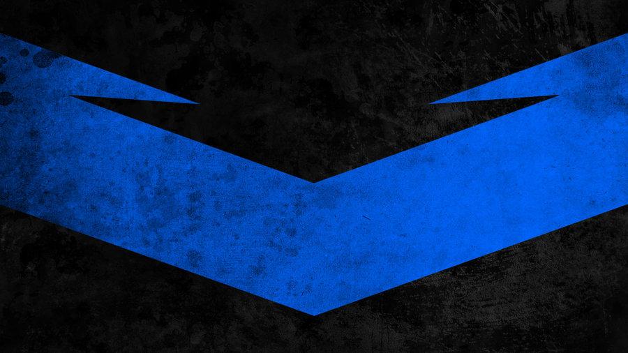 Nightwing Logo Hd Nightwing wallpaper hd by 900x506
