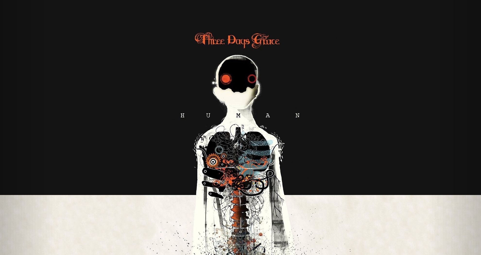 Three Days Grace Wallpapers   Top Three Days Grace 1980x1050