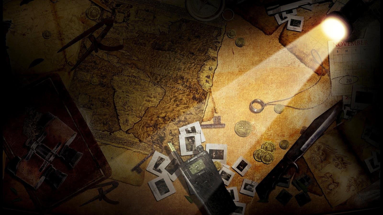 Uncharted1wallpapers3 Uncharted 1 Wallpapers in HD 1080p 1600x900