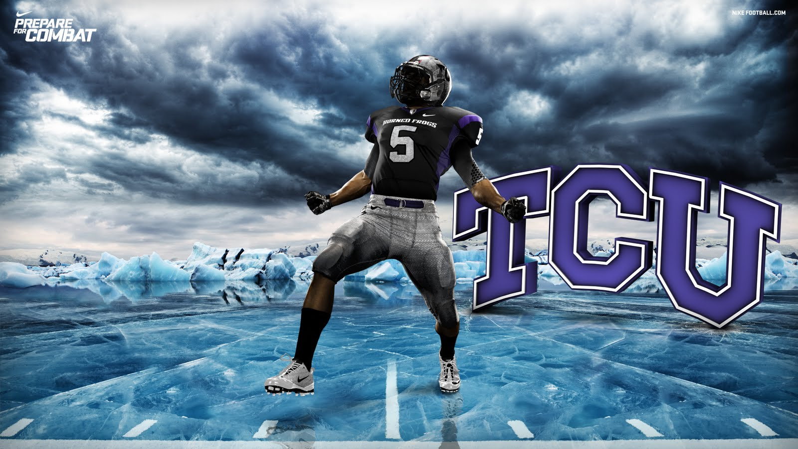 TCU HORNED FROG WOMENS SOCCER NIke Combat Football Jersey Released 1600x902