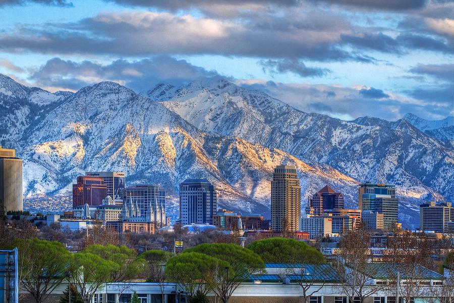 Free download Salt Lake City Utah Usa