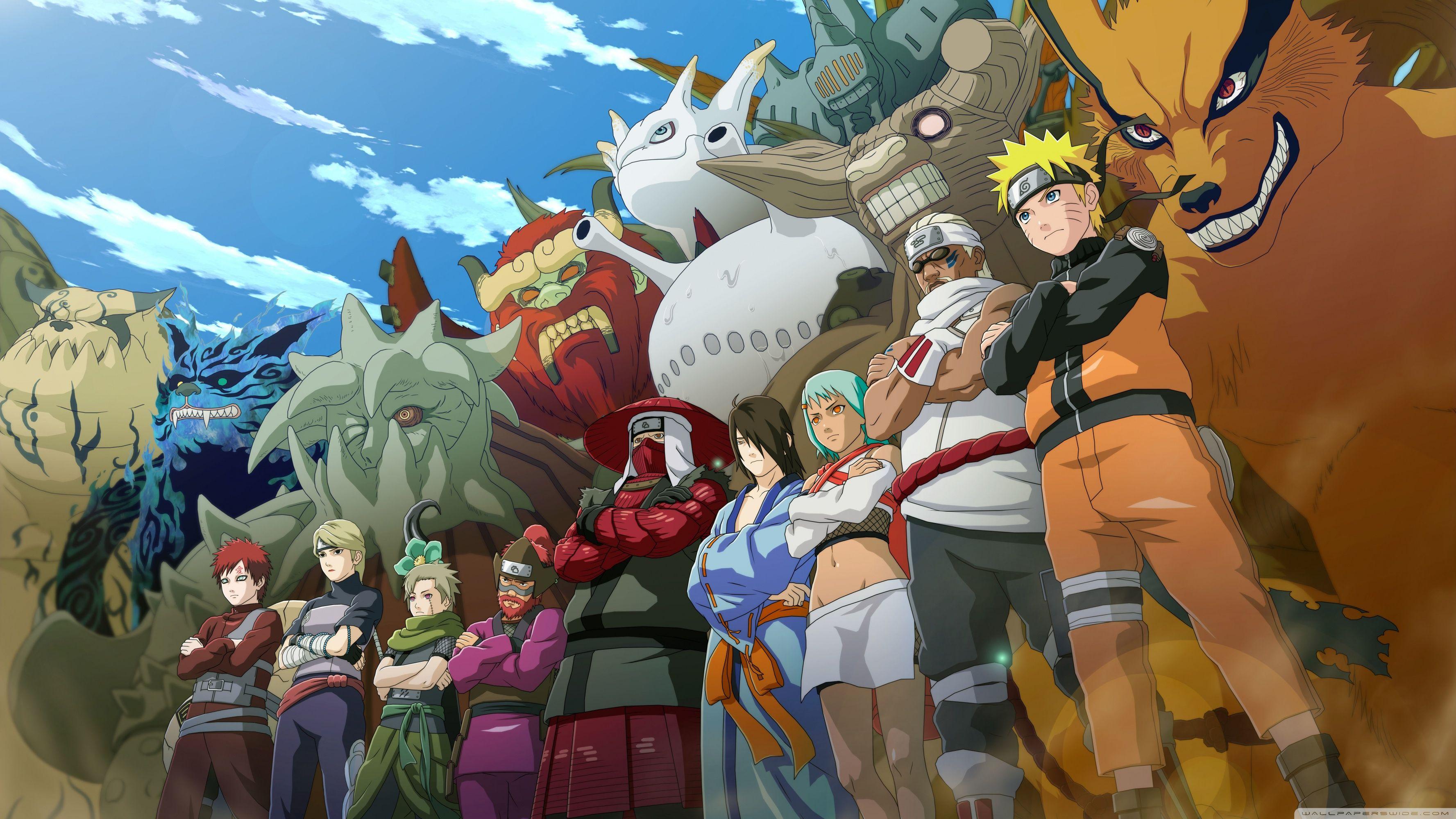 [77+] Naruto Shippuden Wallpaper For Desktop on ...