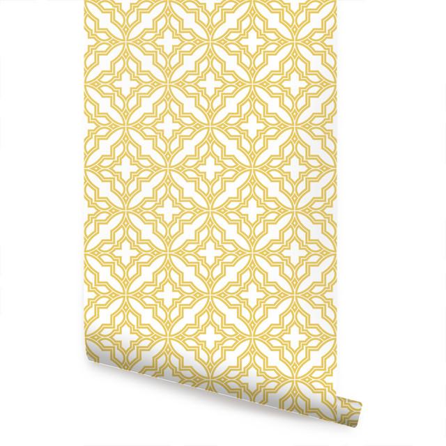 [49+] Yellow Peel and Stick Wallpaper on WallpaperSafari