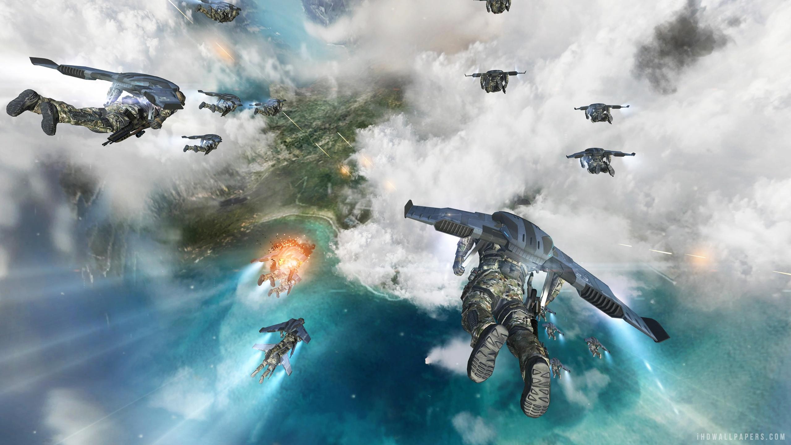 Call Of Duty Black Ops 2 Wallpaper 1920 X 1080: 2560 X 1440 Wallpaper Black